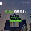 Website Developement in Patna for Raj Nirmal Homes